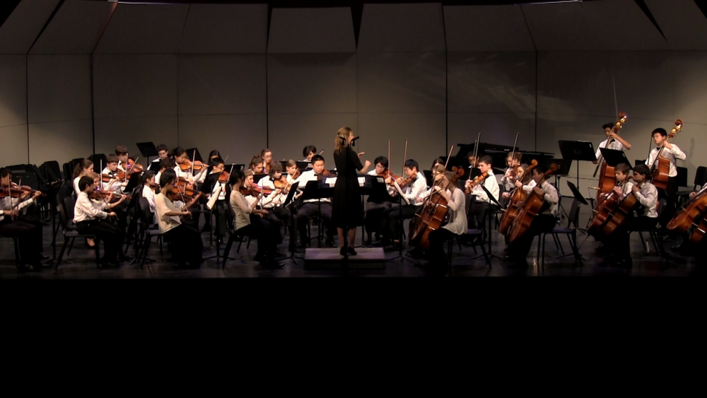 Rivers Conservatory Youth Orchestra