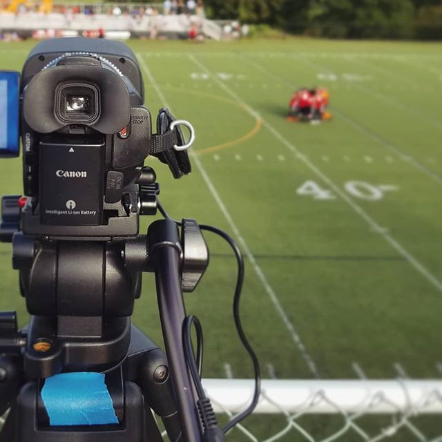Ready for some soccer! Working a bit with Game Film Pros this season.