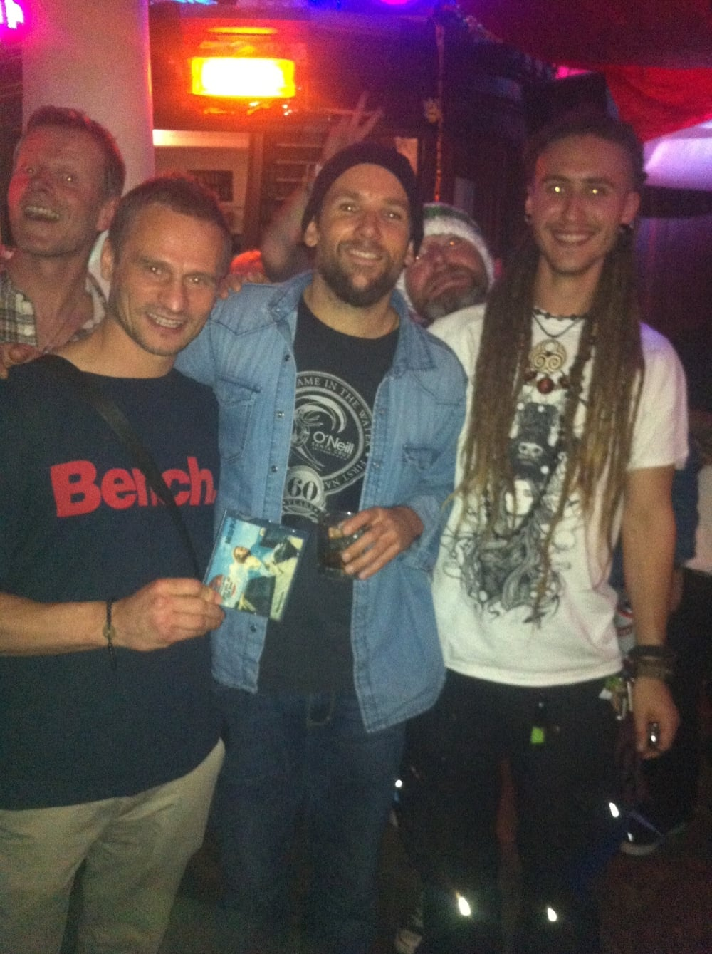 Ecstatic to be asked to perform to play support for one of my favourite music artists MISHKA.  After the show watching  Grammy Wining Artist and USA Billboard Reggae No1 Chart topping artist MISHKA in 2015. Me with MISHKA and a signed copy of  his Album after watching him play an absolutely awesome acoustic set. Nice One M.  We hope you will come back to Bournemouth to bring your beautiful music soulful/reggae vibes.  Check all his brilliant work at www.mishka.com