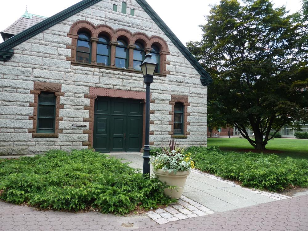 Barus Hall