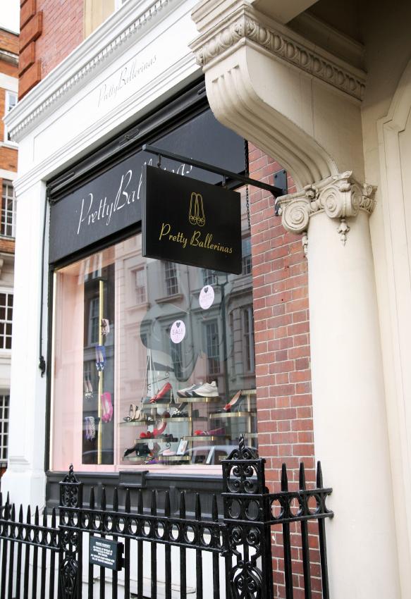 Bästa ballerinaskorna! #prettyballerinas #bondstreet   http://www.prettyballerinas.com/