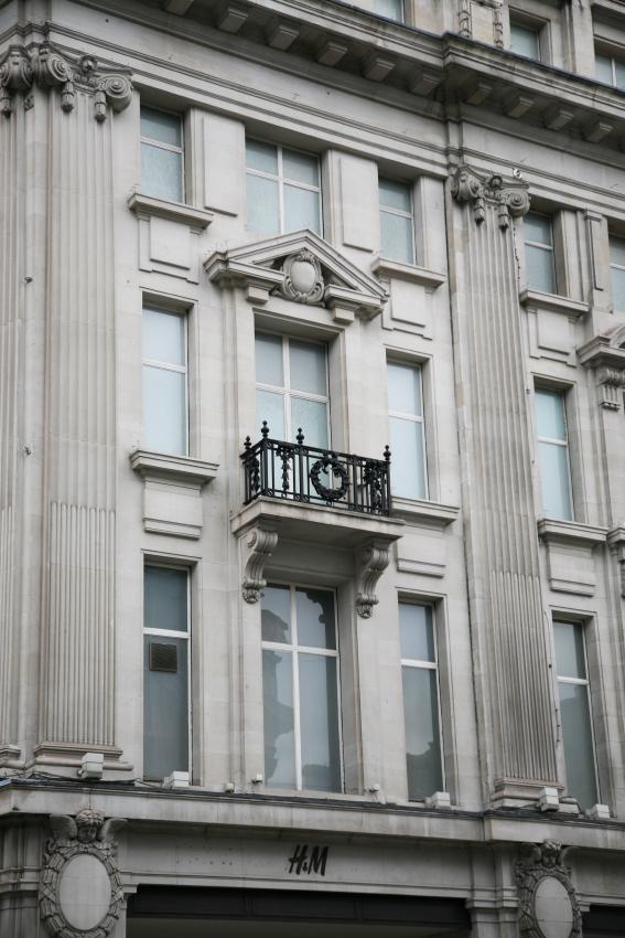 Fin balkong!