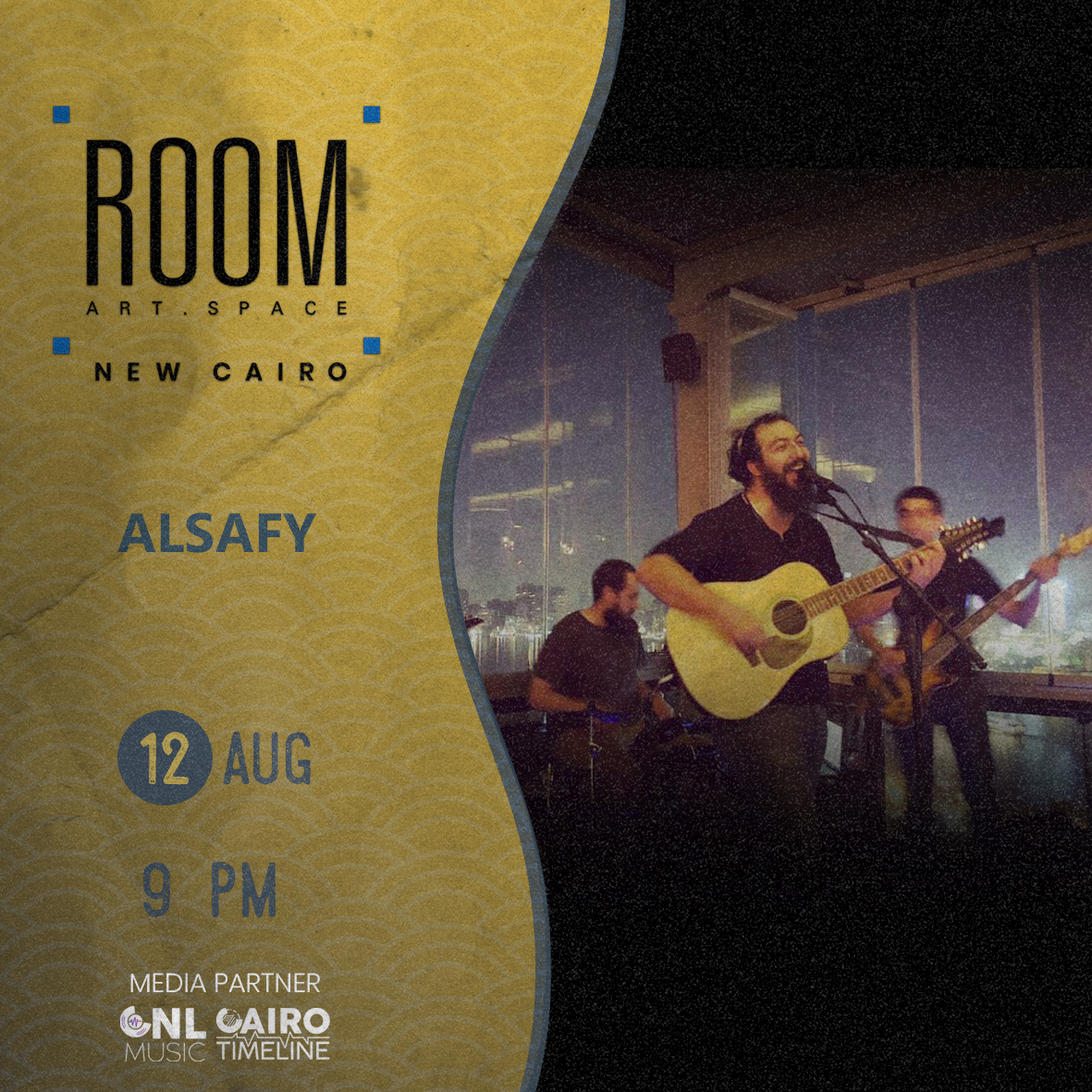 AlSafy at Room New Cairo — Room art space
