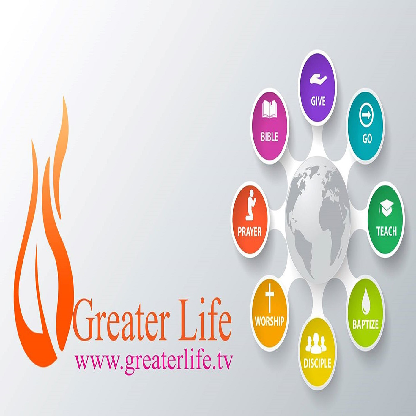 GLC Podcast- Greater Life Church