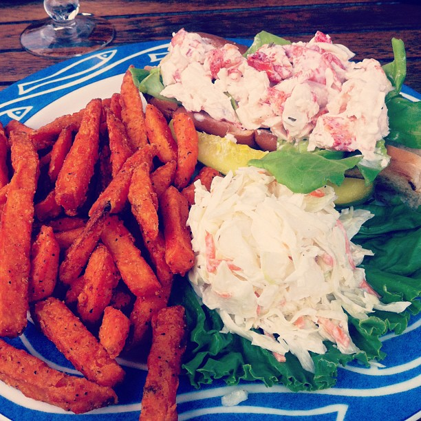 salthouse lobster roll