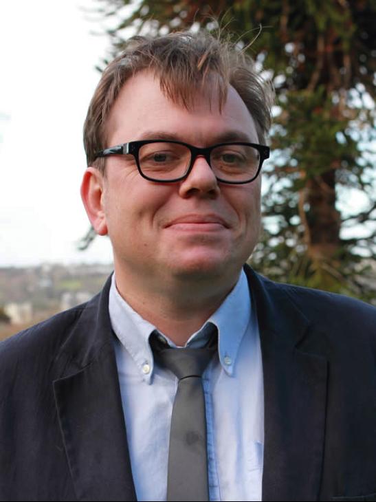 PROFESSOR JOHN ASHTON (BANGOR BUSINESS SCHOOL)