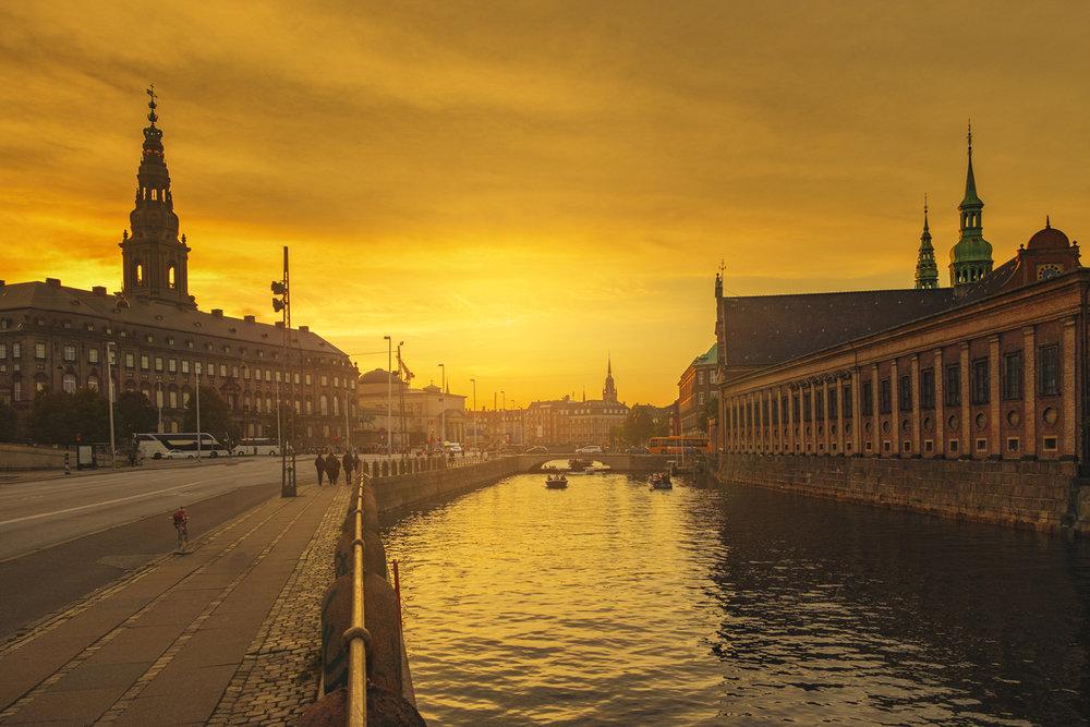 Copenhagen -