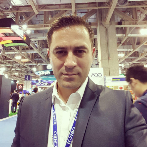 Biser Dimitrov - BlockExTechnology Director