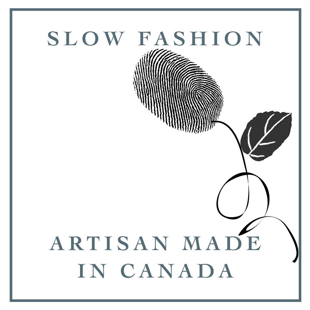 Simone's Rose Slow Fashion