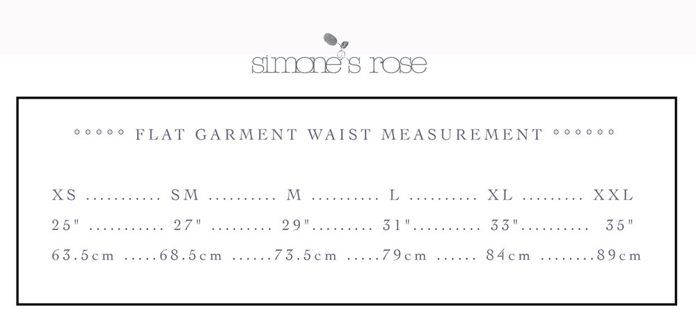 waistmeasurement