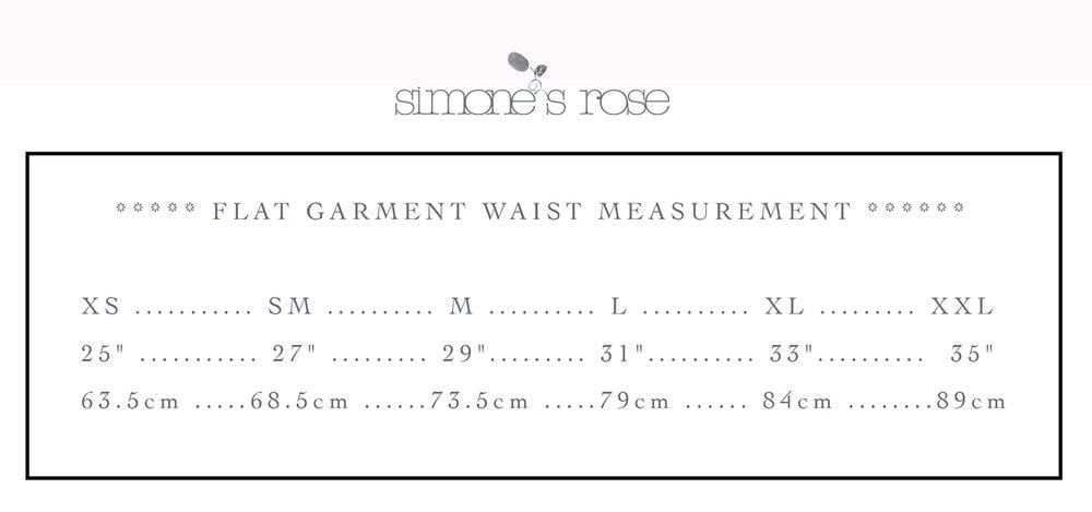 waistmeasurement