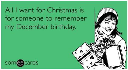 Holiday Birthdays Southern Giftologist