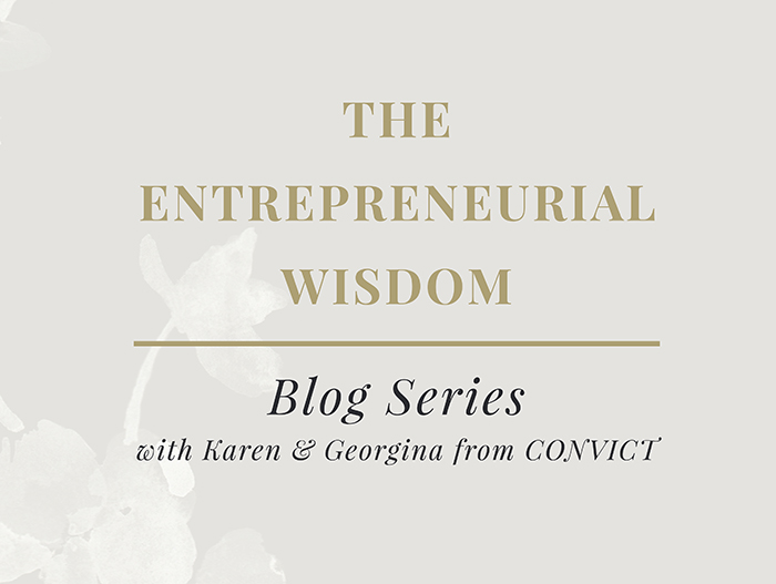 Entrepreneurial wisdom blog series enovate marketing
