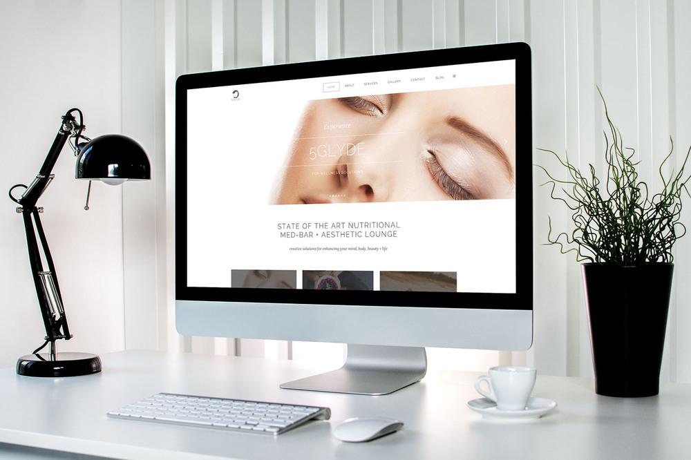 Logo Design, Brand Identity and Website Design