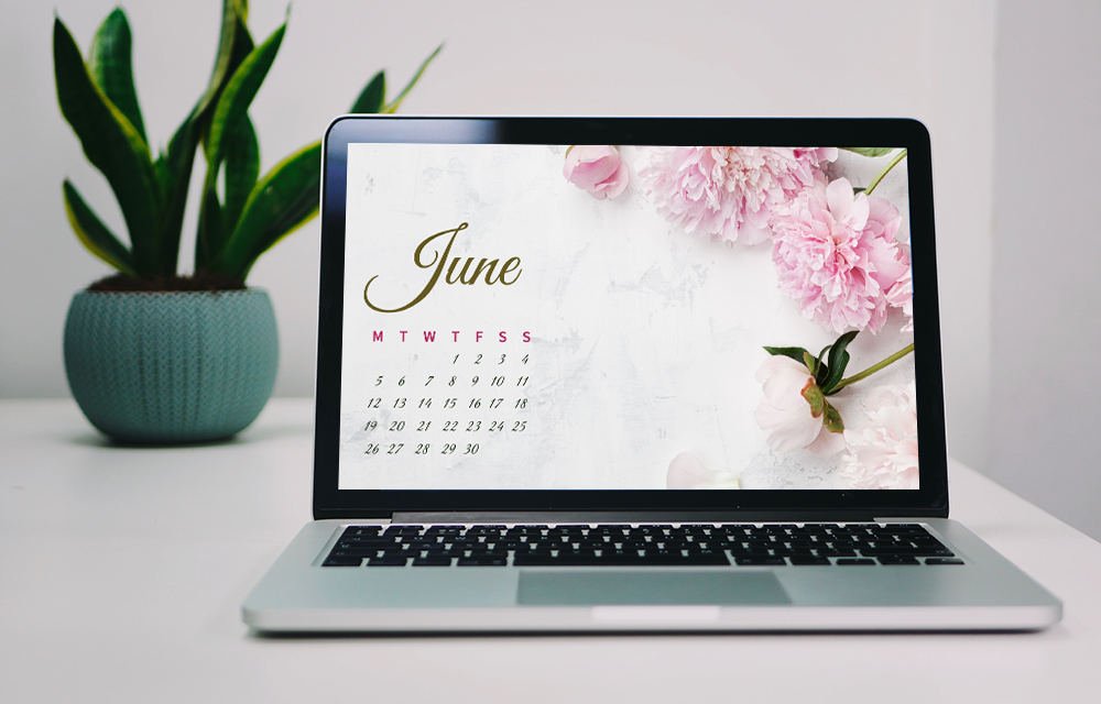 Download your  desktop  wallpaper calendar