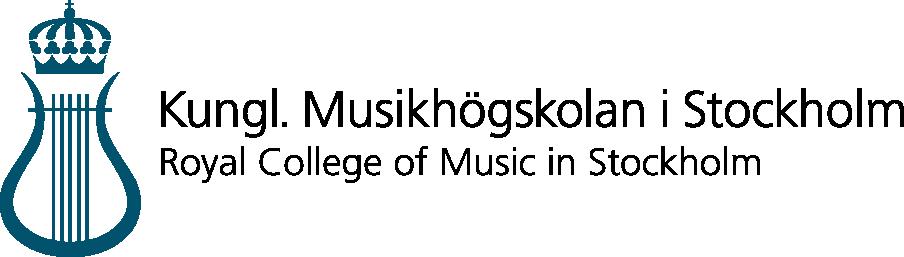 Kungl Musikhögskolan i Stockholm logo.png