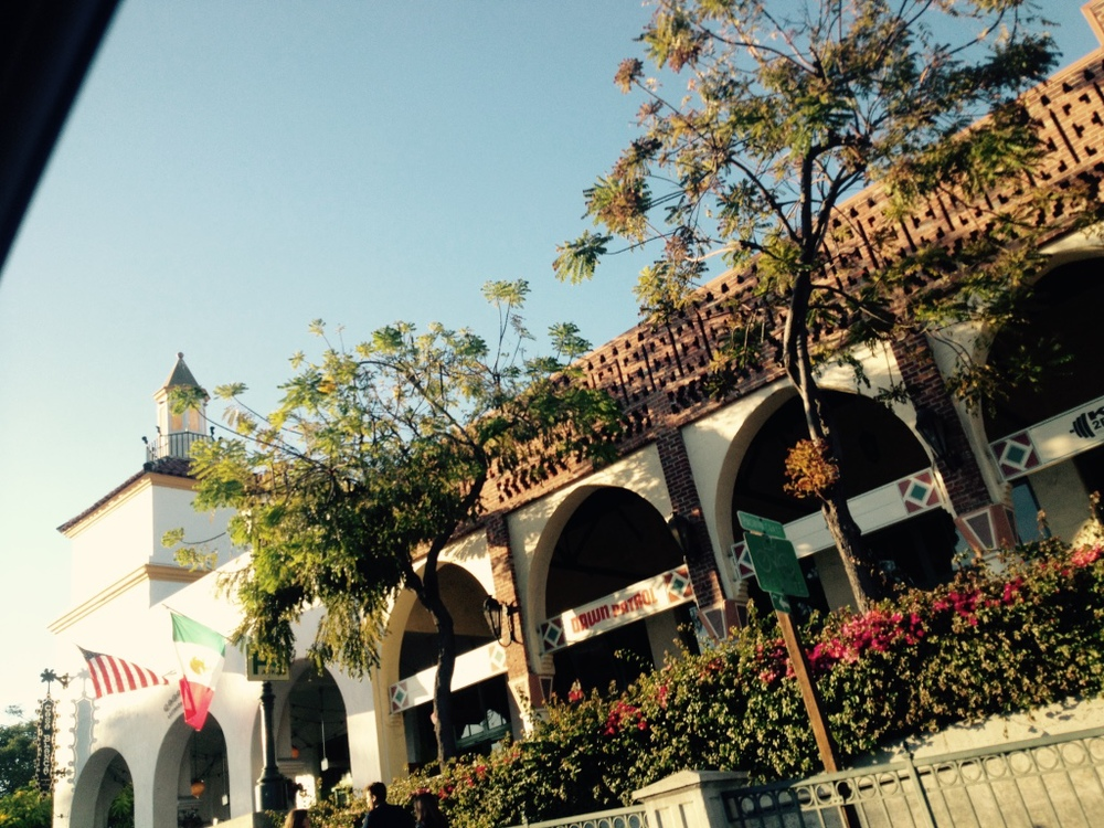 We loved the Spanish Revival architecture in Santa Barbara, CA!