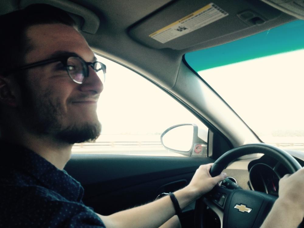 Driver Extraordinaire