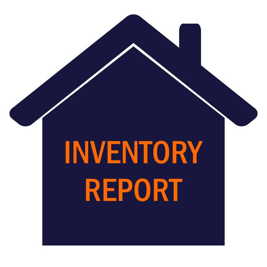 CP INVENTORIES INVENTORY REPORT