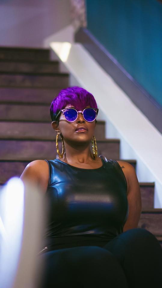 Dallas Black Hairstylist UrbanJunglePhotography Femme Fatal Ah Oui Lashes-39.jpg