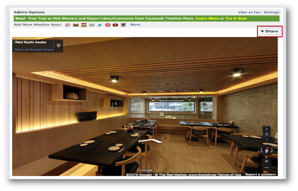 See example here -  FOUND Serviced Office