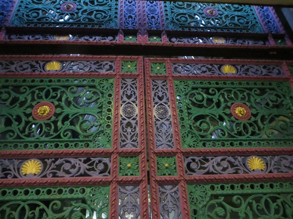 Smithfield gates - a hidden must see!