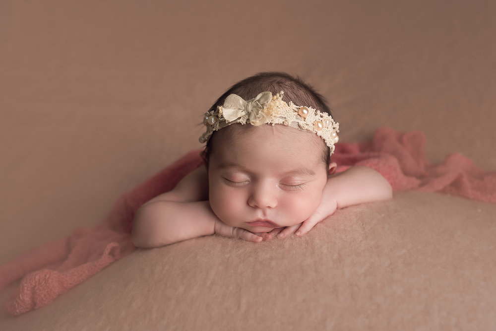Baltimore Maryland Newborn Baby Photographer