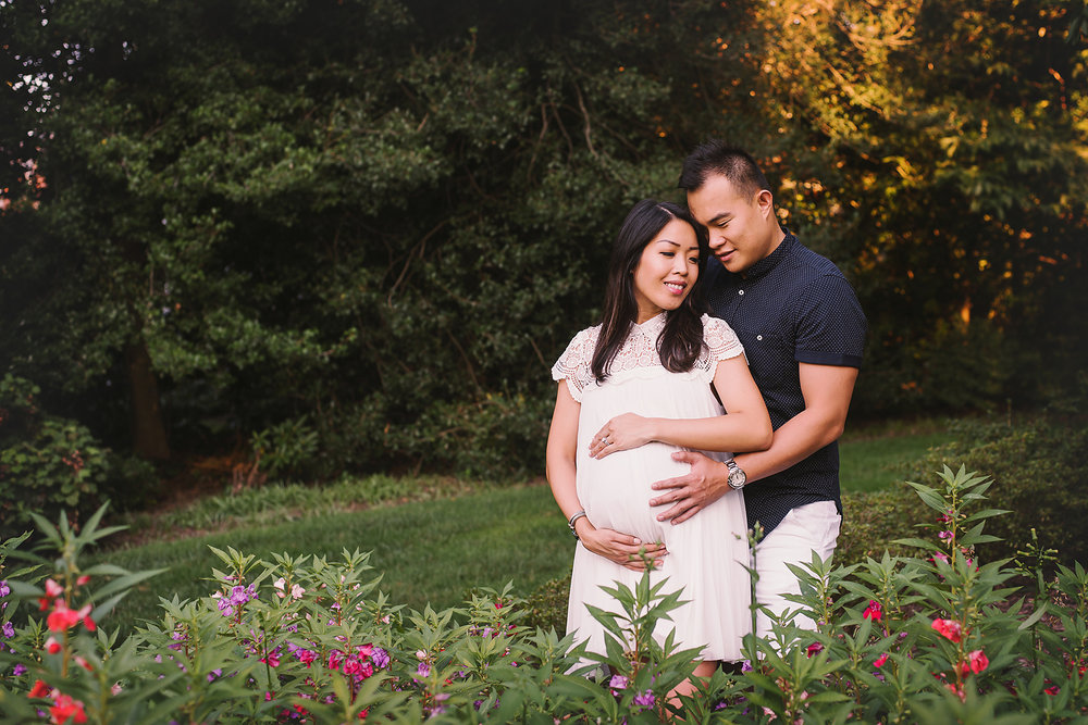 Baltimore Maryland Newborn Maternity Photographer