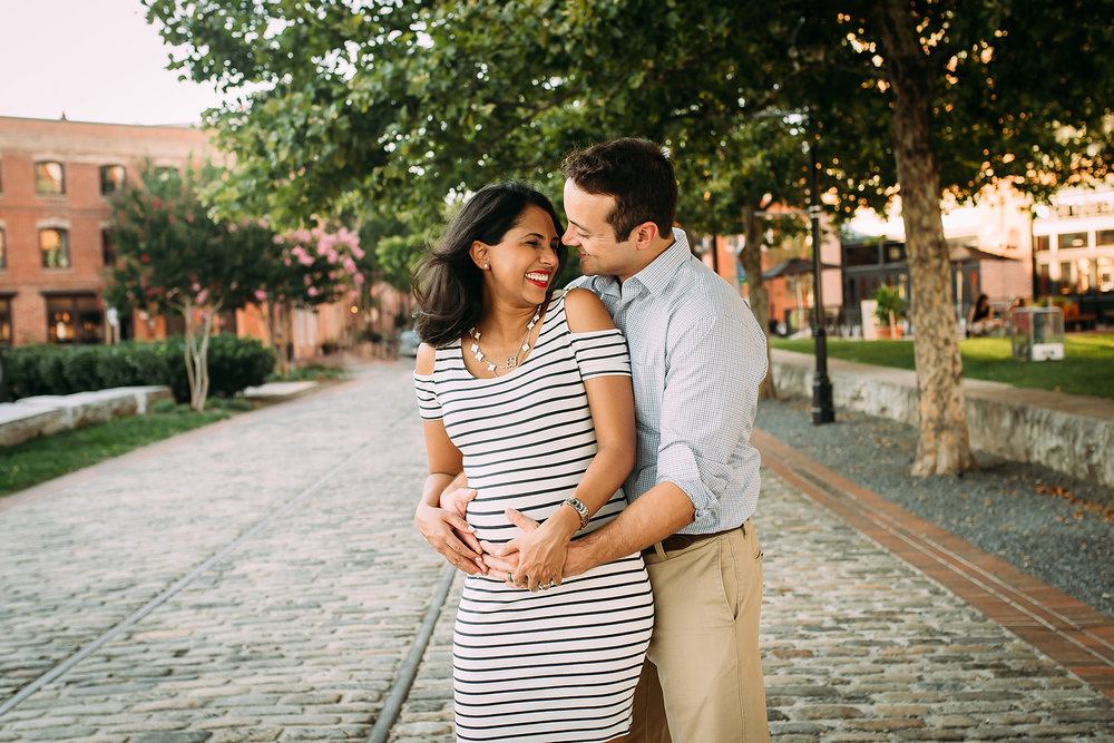 Baltimore Maryland Maternity Newborn Photographer