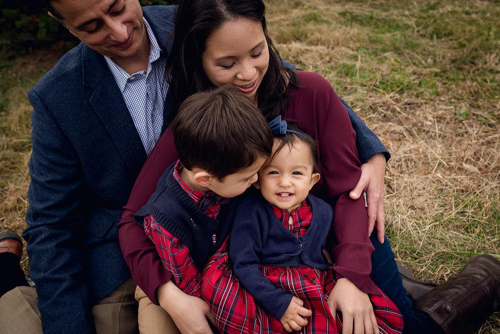 Jessica Fenfert Baltimore Maryland Family Photographer Gaver Tree Farm Minis 2016