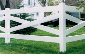 Crossbuck white Fence.jpg