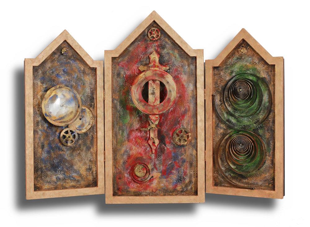 Triptych: Time