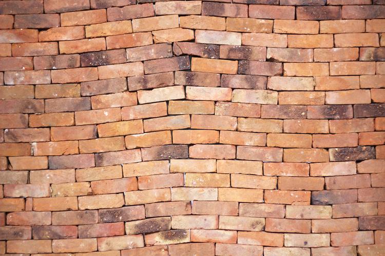 Visão do muro, de perto