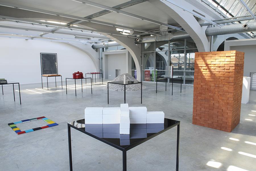 Vue d'exposition Jorge Mendez Blake -crÇdit La Kunsthalle Mulhouse (8).jpg