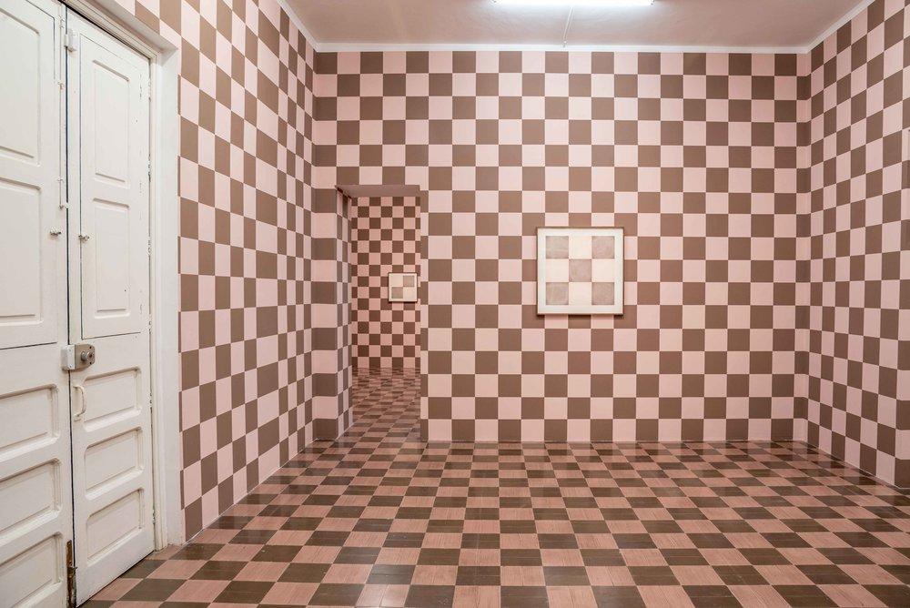 Vista de la exposición / Exhibition View    Fotografía: Agustín Arce