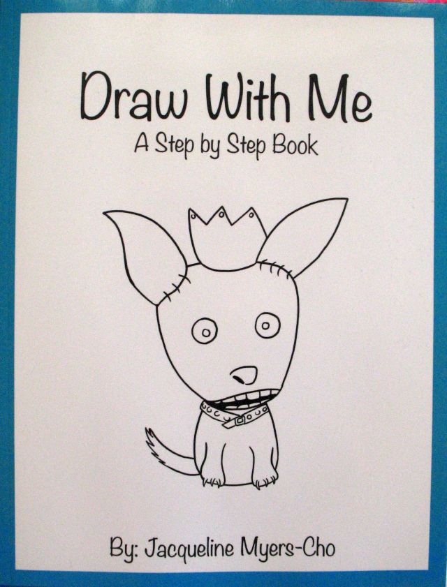 This is my new step by step drawing book. To purchase  click on the link
