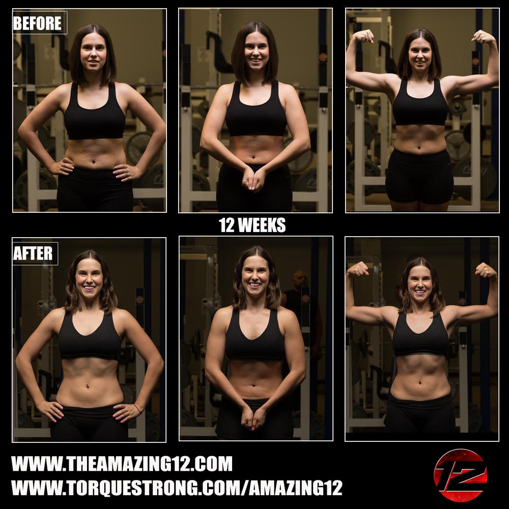 Amazing 12