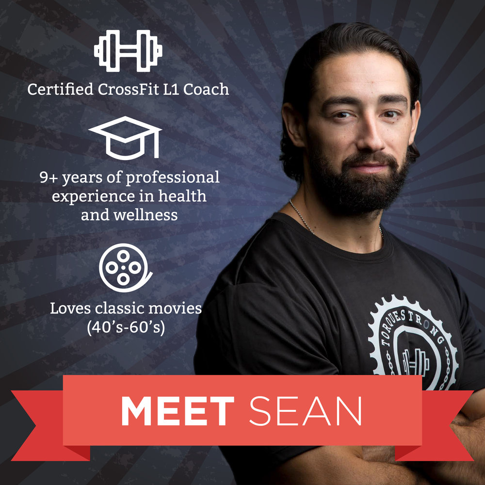 Sean Archulet Torquestrong Personal Training Lynchburg Virginia