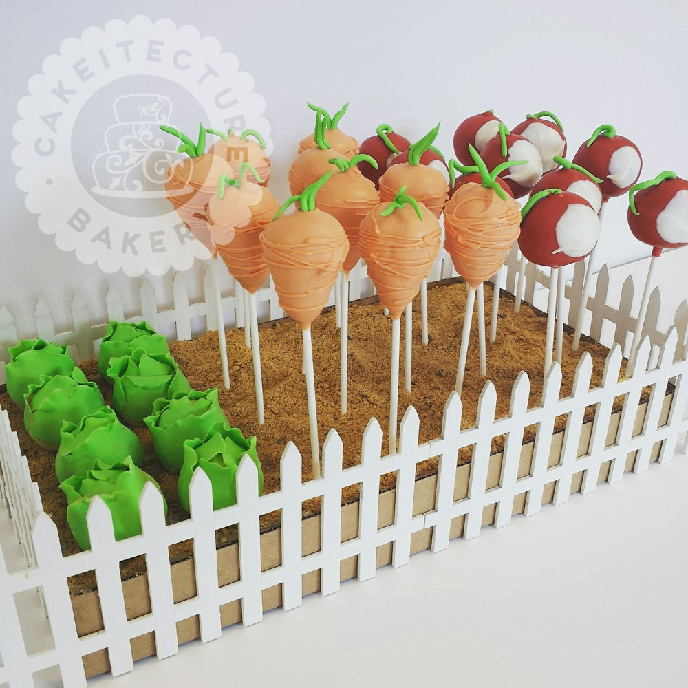 Cake Pops and Cup Cakes Cakeitecture Bakery