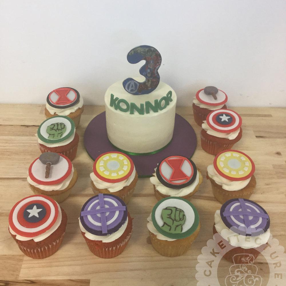 Cakeitecture Bakery 1703 Avengers cake.jpg
