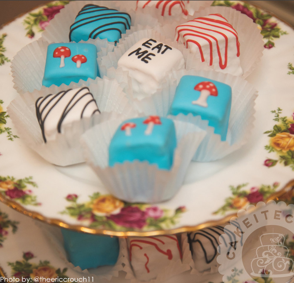 Cakeitecture Bakery 1706 Alice in wonderland petits fours.jpg