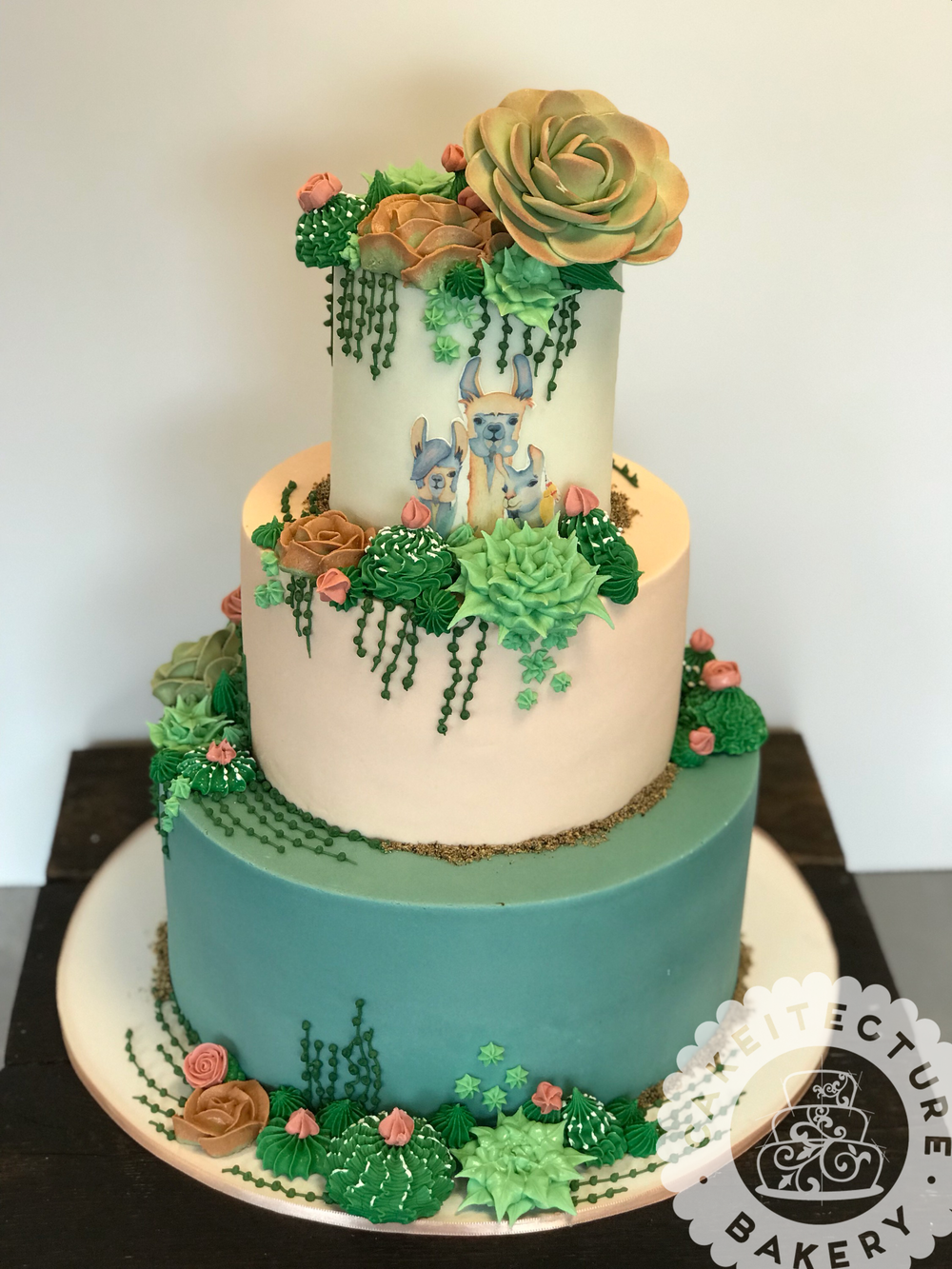 Cakeitecture Bakery Stacked succulent cake.png