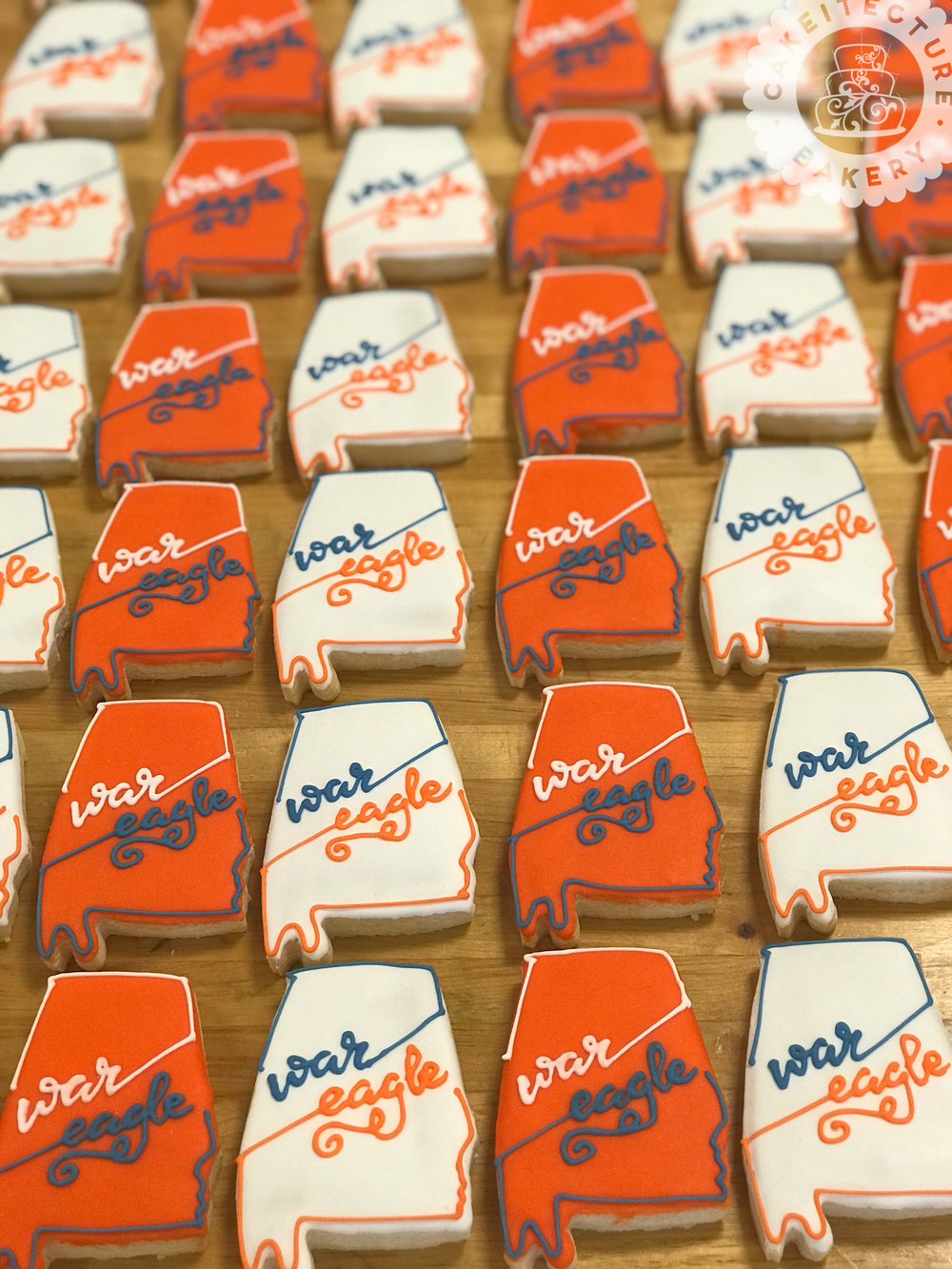 Cakeitecture Bakery War Eagle custom cookies.png