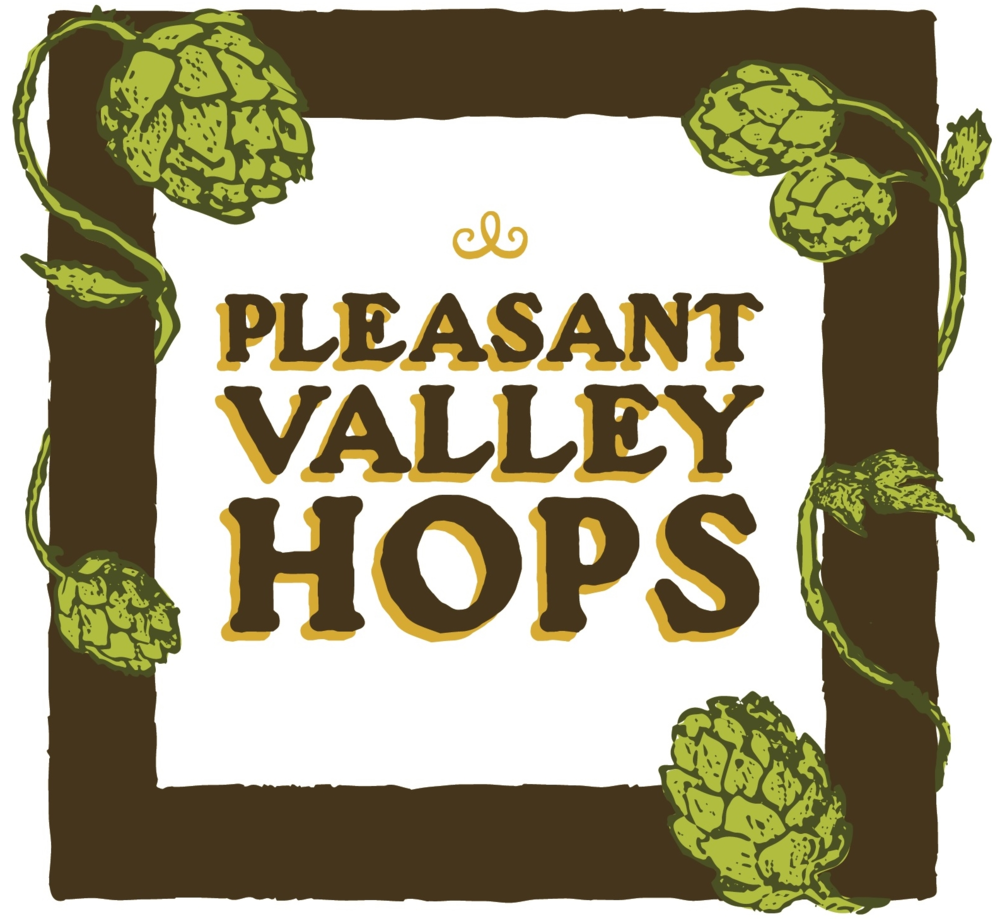 Pleasant Valley Hops logo
