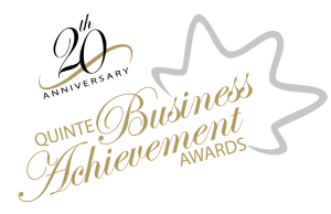 We are also proud recipients of the  Quinte  Business Achievement Award for Agribusiness in 2016!