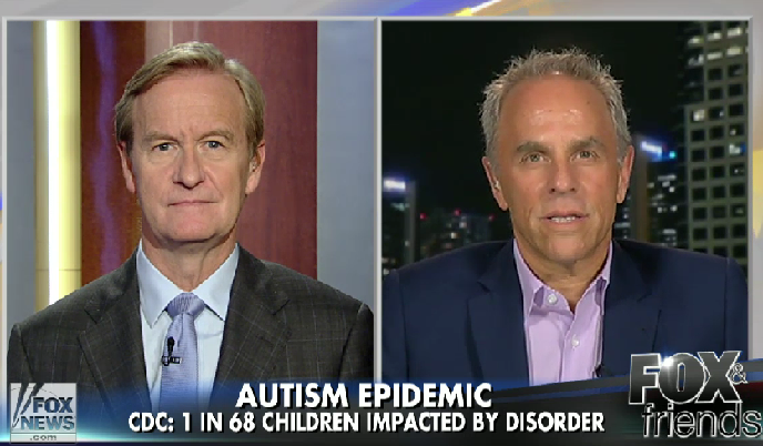 Autism Epidemic Fox & Friends