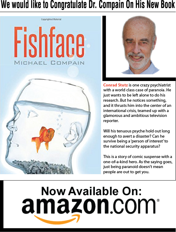 Fishface Michael Compain