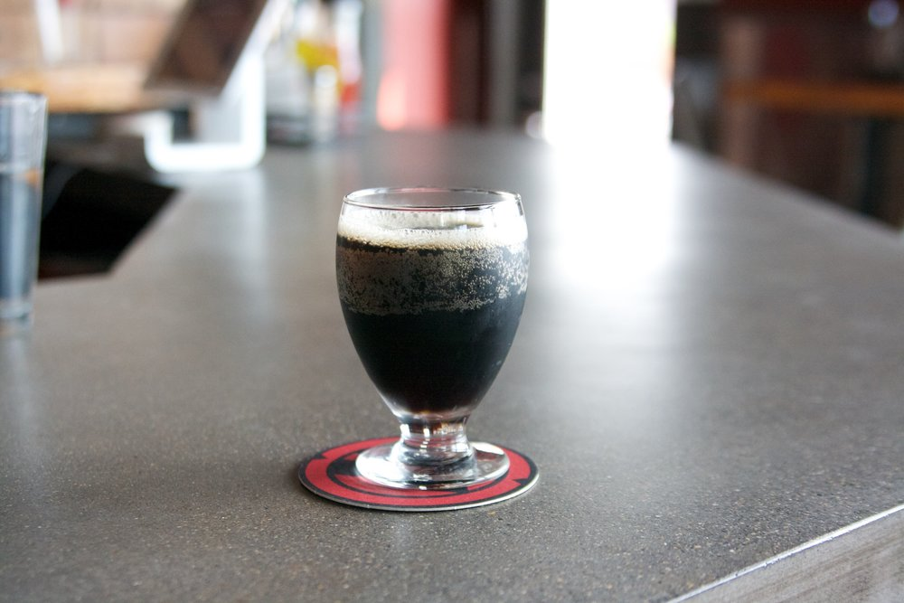 Delicious house made root beer!