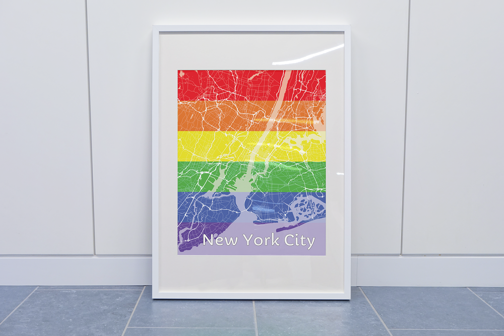 New York City LGBT Pride Print — MapHazardly.png