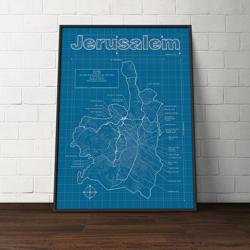 Jerusalem israel maphazardly malvernweather Images